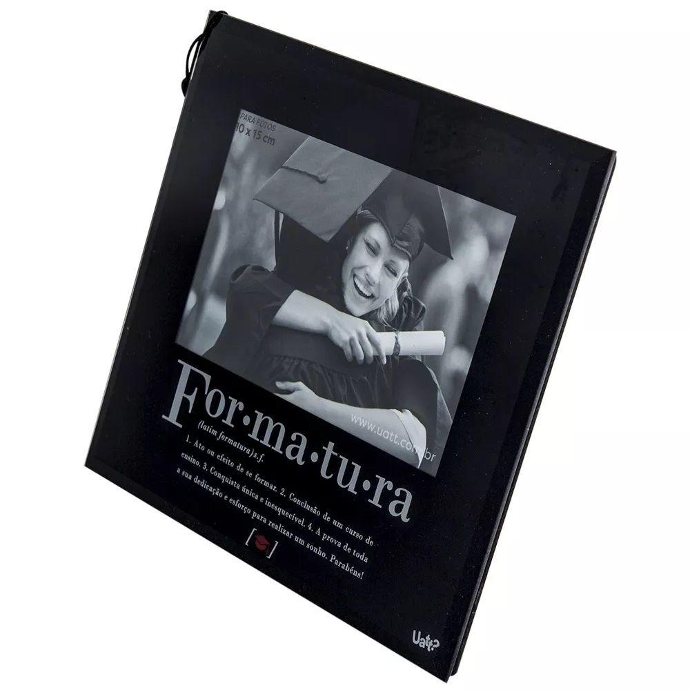 Porta-retrato 10 X 15 Cm - Dicionário De Formatura Uatt?