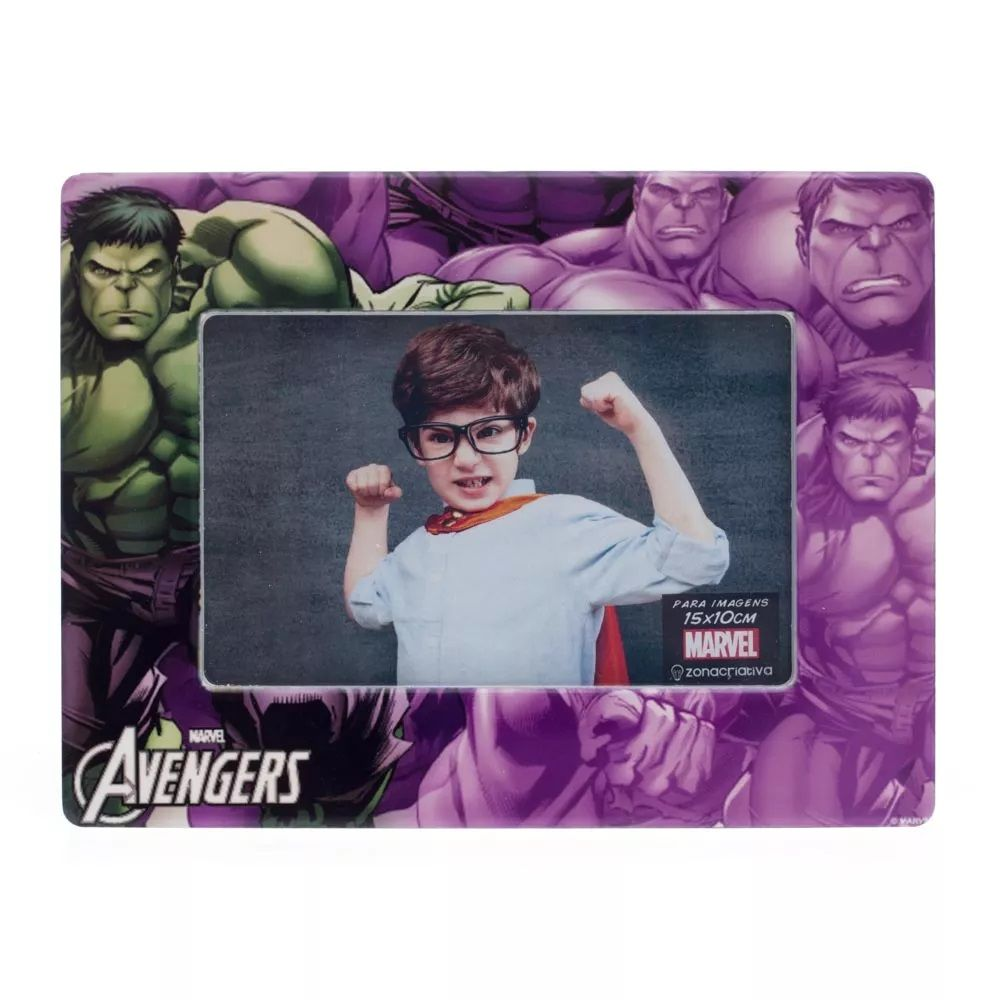 Porta Retrato Hulk Zona Criativa