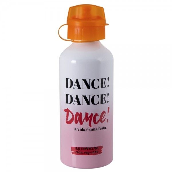 Squeeze DANCE 600ml Aproveite Cada Segundo Uatt