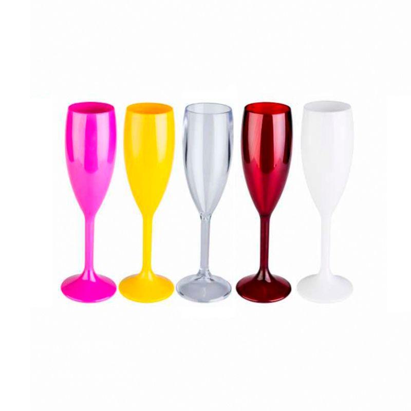 Taça champanhe DeLuxe 160 ml (10 unidades)