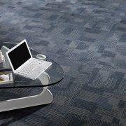 Carpete modular Beaulieu  Placas  colado - Linha Interlude 500 X 500mm