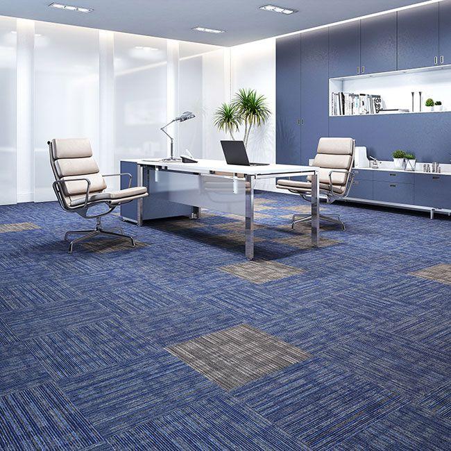 Carpete modular Beaulieu  Placas  colado - Linha Fragment 500 X 500mm