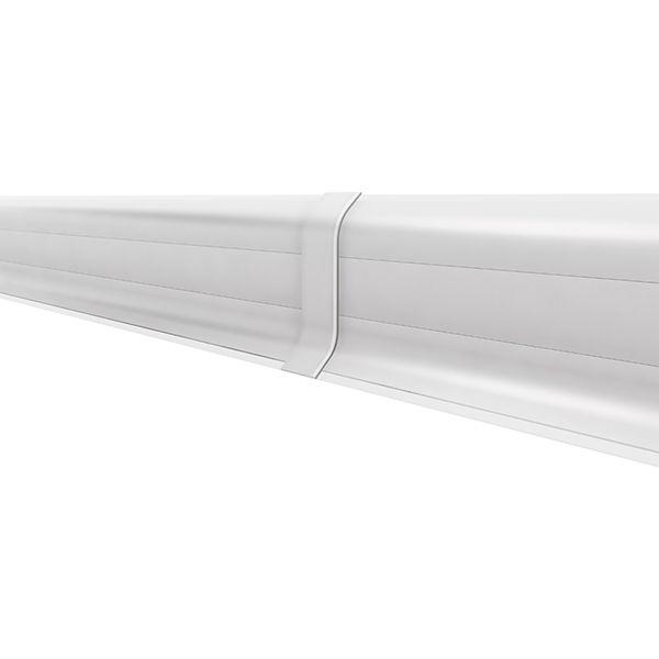 Emenda para rodapé PVC - Premium 30 unidades