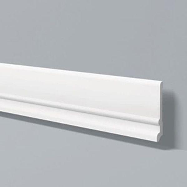 Rodapé em poliestireno estruturado Wallstylcollor FD21