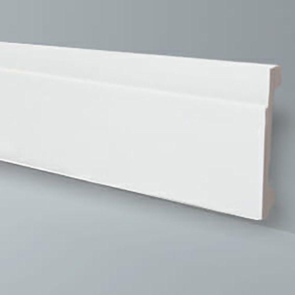 Rodapé em poliestireno estruturado Wallstylcollor GB20