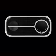 Caixa de som Bluetooth color branca - Pulse - SP207