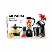 Conjunto Especial Gourmet 220V Mondial - NKT-25
