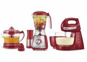 Conjunto Especial Gourmet RED Premium INOX 220V Mondial - KT