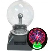 Globo Plasma Light Bola Cristal 110v