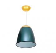 Pendente Compacta Decorativo Estilo Verde Ut5-2 Utron