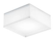 Plafon Quadrado em Acrílico Led Branco LLUM - 10W