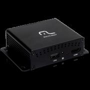 Receptor de TV Digital Automotivo Full Seg Multilaser - AU90