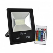 Refletor LED SLIM RGB MBLED - 70W IP65