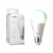 Smart Lampada Inteligente Wifi 10W Led Bivolt - Elgin