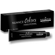 TINTA COLORACAO NUANCE COLORS 77.46 LOURO MEDIO COBRE AVERMELHADO