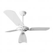 Ventilador de Teto Yris 150w Branco Pás Brancas Ventex 127V