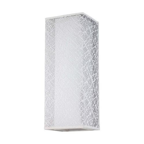 Arandela Lace Retangular 2xE27 LLUM