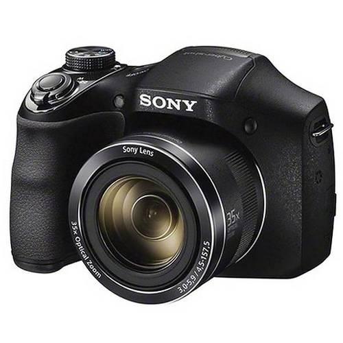 Camera Digital Sony Cyber Shot Dsc H300 Semiprofissional