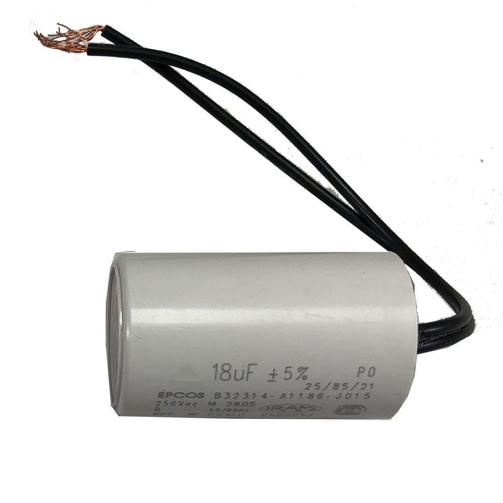 Capacitor 18uf