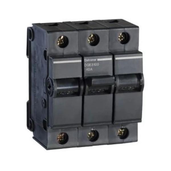 Disjuntor Nema Tripolar 40A Eletromar