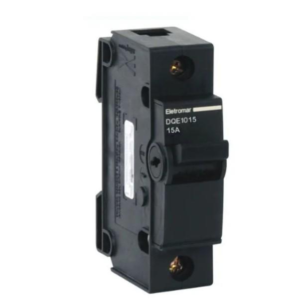 Disjuntor Nema Unipolar 15A Eletromar