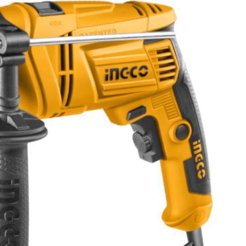Furadeira De Impacto Profissional Industrial INGCO 650w 110v