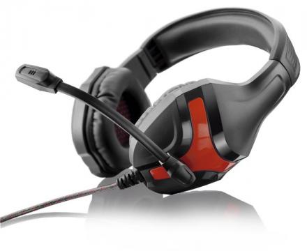 Headset Gamer Warrior - Multilaser - PH101
