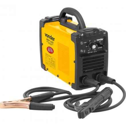 Inversora De Solda Tig/eletrodo 130a Riv133 127 V Vonder
