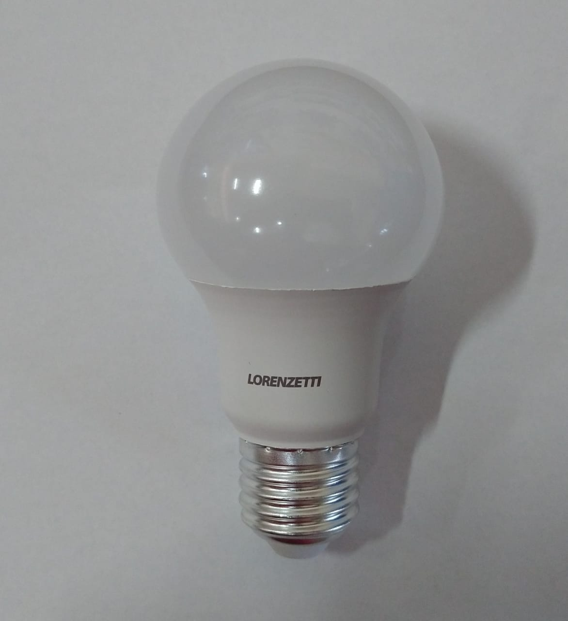 LAMP LED BULB 9W BRANCA BIVOLT CX/0050