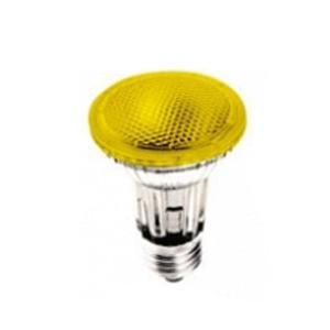 Lâmpada Halógena PAR 20 Amarelo 50W LLUM- 127V