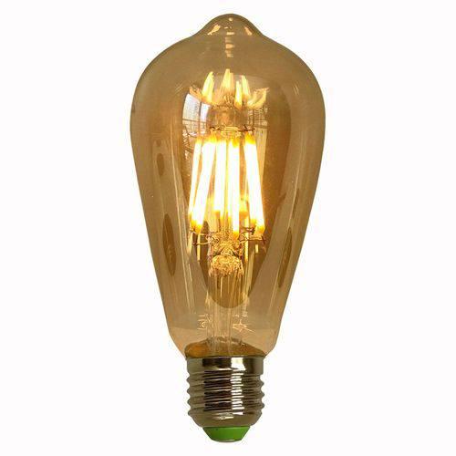 LAMPADA LED ST64 SQUIRREL CAGE 4W BIV
