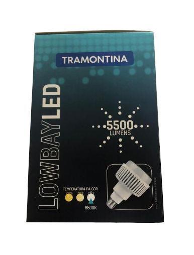 Lâmpada Lowbay Led Branca Tramontina - 62W