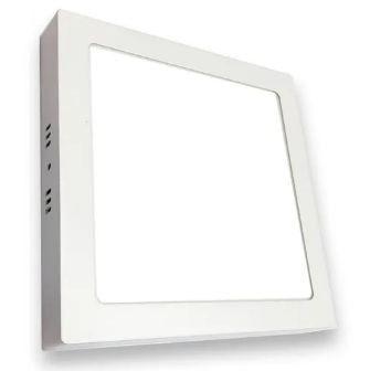 Luminária de Sobrepor Quadrada de Led UPLED - 48W 6500K