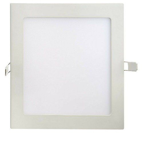Luminaria LED Plafon Embutir Quadrado 18W 6000K UP LED