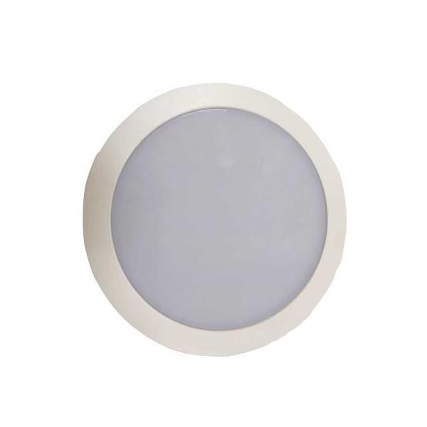 Luminária LED Redonda de Embutir MBLED - 18W 3000K