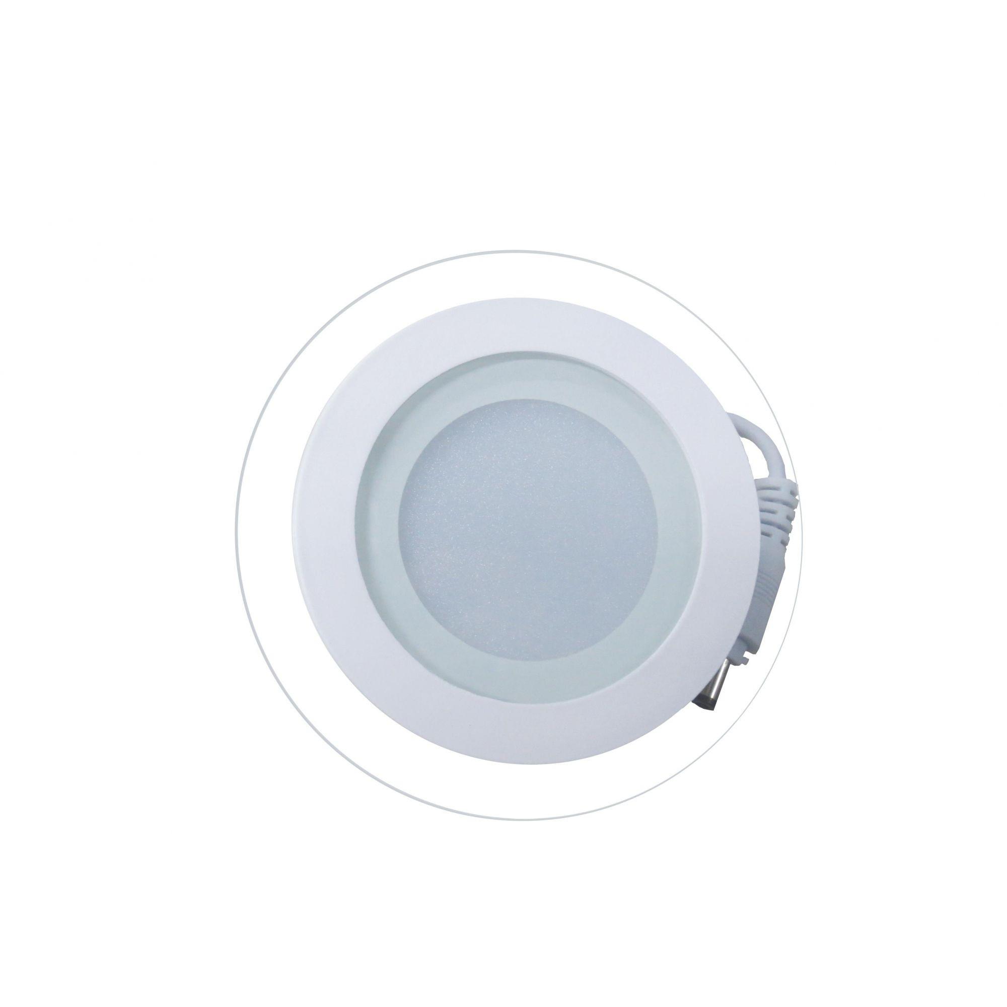 Luminária Led Redonda de Embutir MBLED - 6W