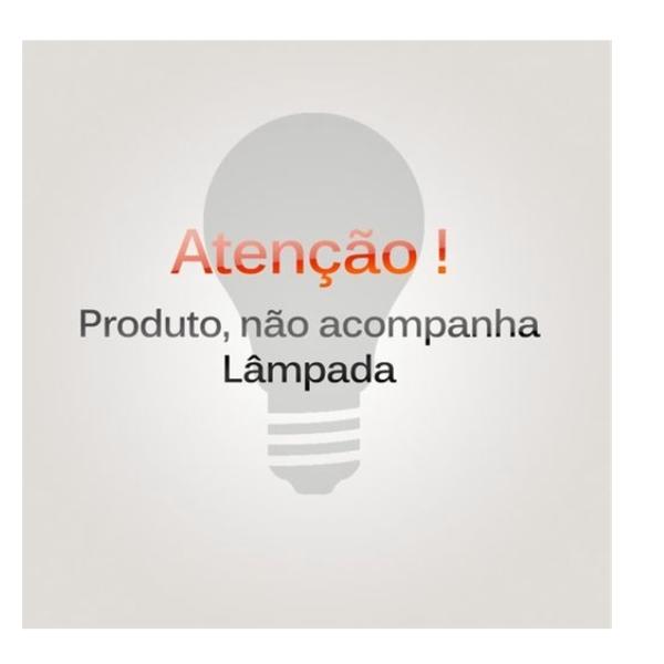 LUMINARIA SOBREPOR 4XT5 28W S/REAT LUMI-LAR