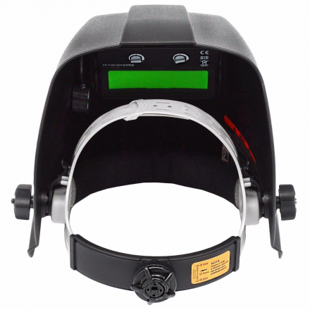 Máscara de Solda Automático com Regulagem de 9 a 13 DIN MSL-