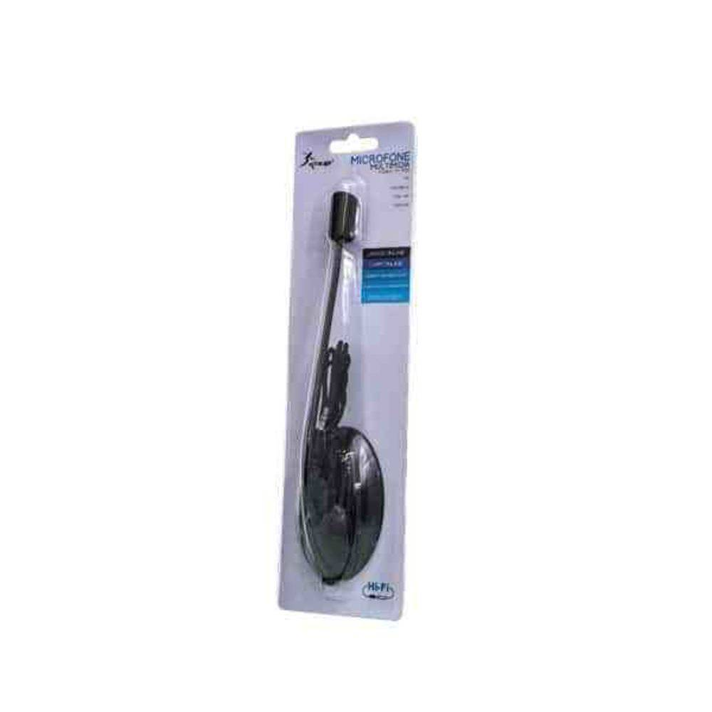Microfone De Mesa Com Base E Alta Sensibilidade P2 Kp-903 Knup