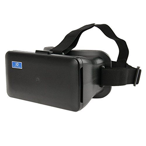 Óculos 3d Virtual Reality Realidade Virtual Vr Nj1688c