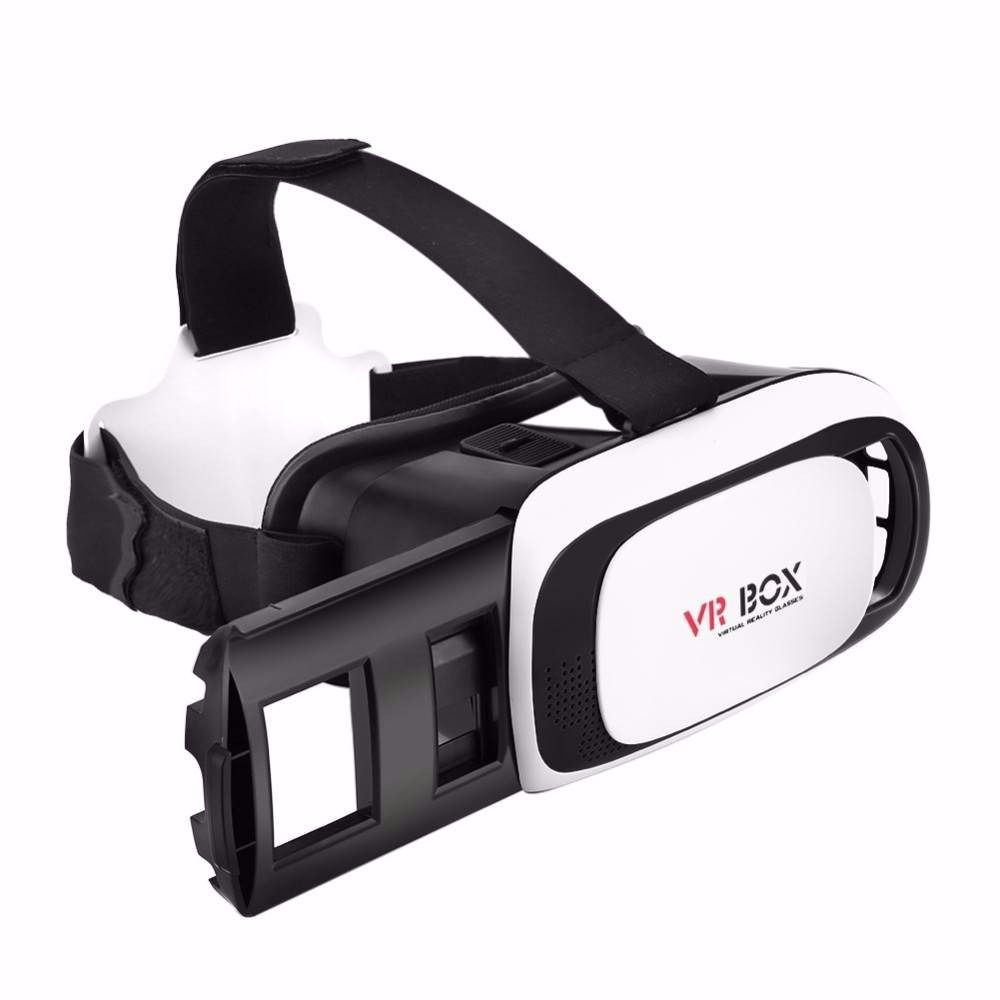 Oculos De Realidade Virtual 3d Vr Box