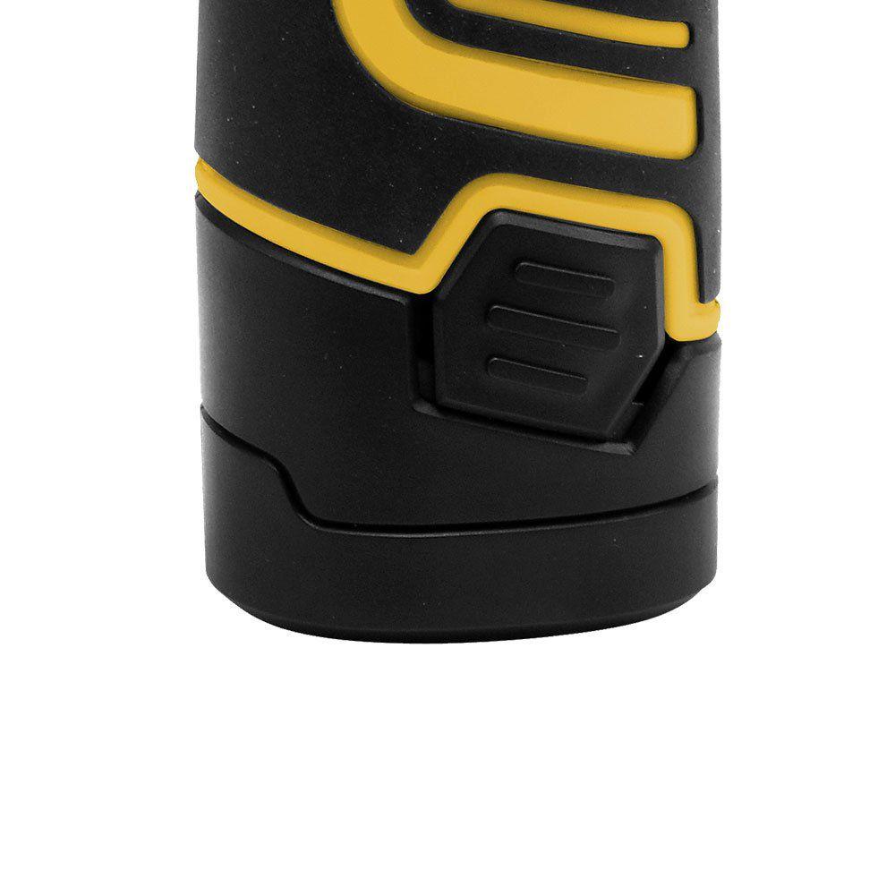 Parafusadeira Furadeira 12V Lítio Carregador Bivolt e Acessórios Hammer