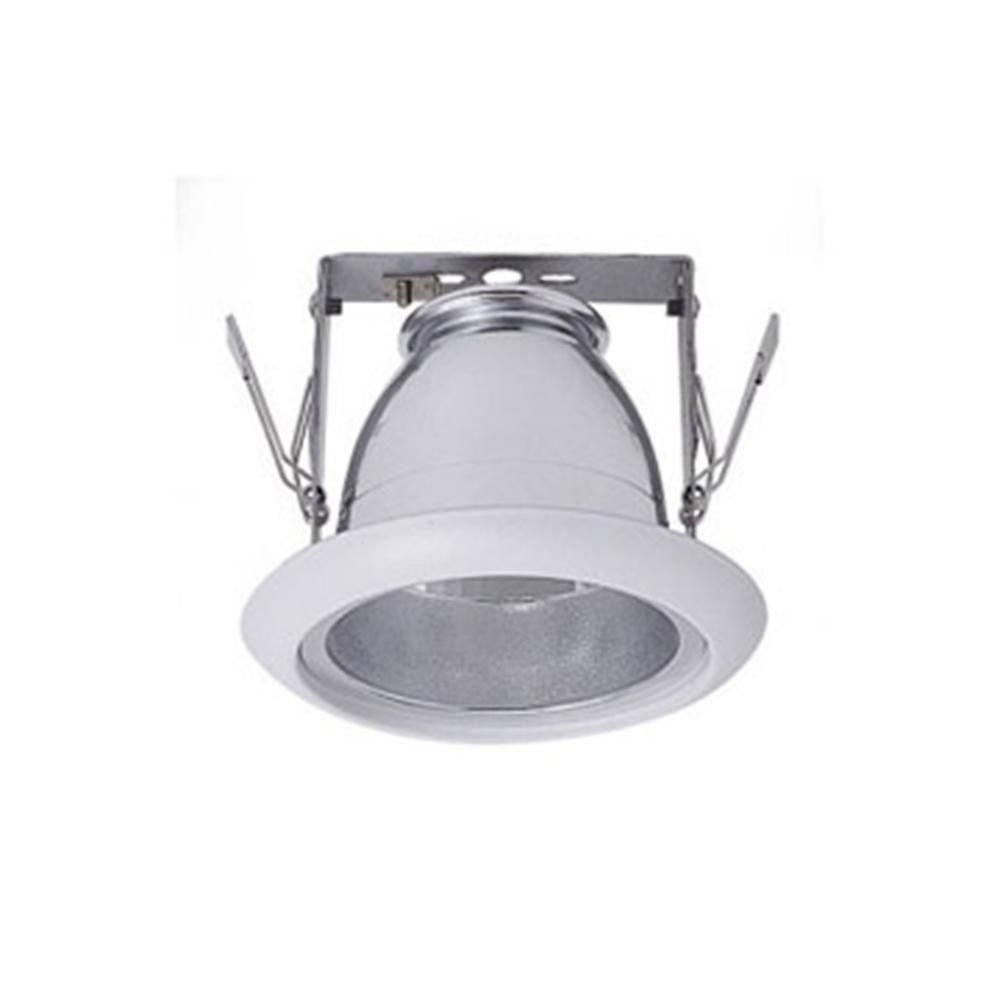 Plafon de Embutir 1 Luz Pequeno sem Lente Ref. Bs2283a - Bronzearte