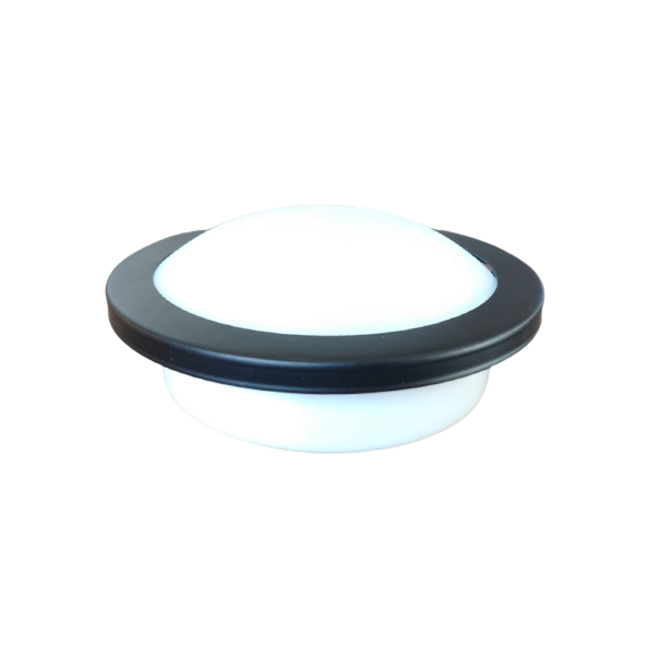 Plafon Round Metal Flat Lâmpada G9 PT LUMI-LAR