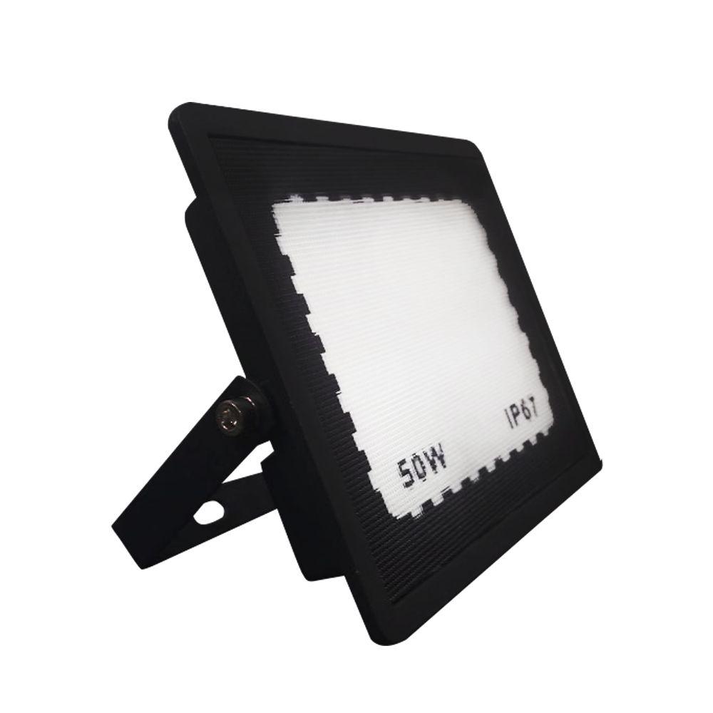 Refletor led SMD IP67 50W 6500k Branco Frio Led