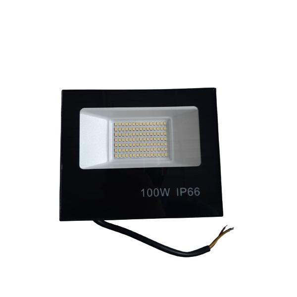 REFLETOR LED SMART LUZ BRANCA FLOOD LIGHT - 100W