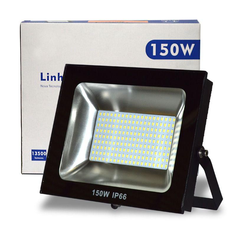 Refletor LED SMD 150W Branco Frio 6500K Up Led