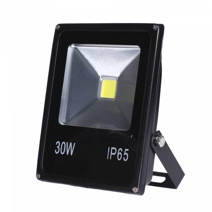 Refletor LED SMD 30W Branco Frio 6500K UP LED