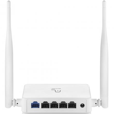 Roteador 300Mbps 2 Antenas Fixas Multilaser - RE170