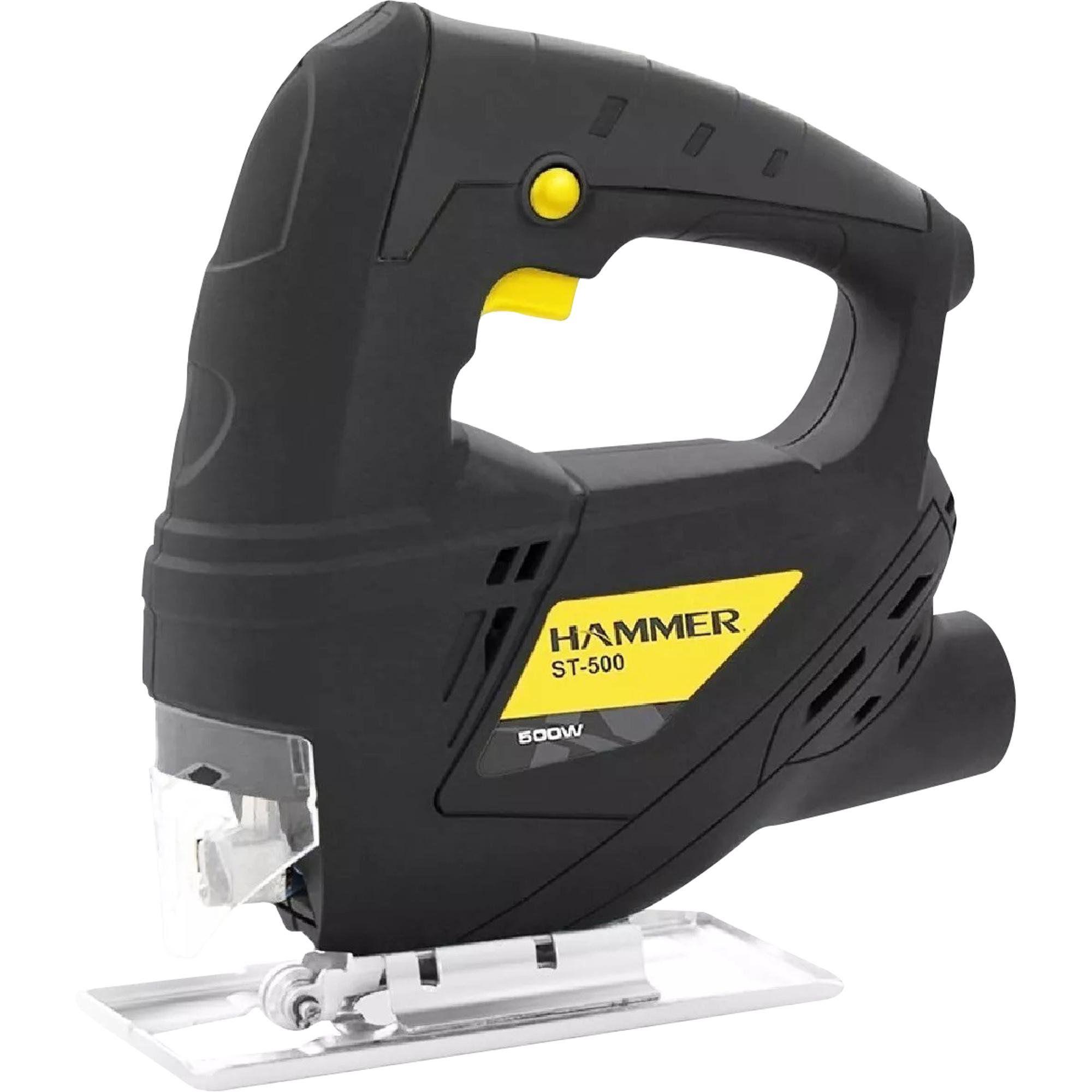 Serra Elétrica Tico Tico 500w Gyst500 Hammer 110v